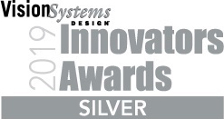 Vision Systems Design 2019 Innovators Awards Silver
